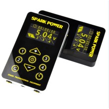 Spark® OLED Touch Screen Tattoo Power Supply