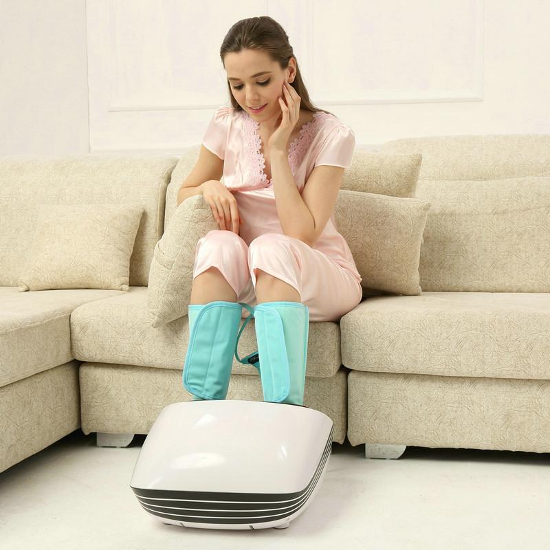 Healthy 3D Deep Kneading Foot Reflexology Massager