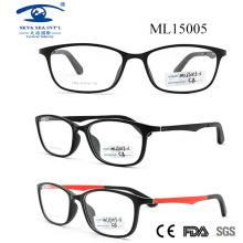 Günstige neue Material Brille aus Memory Plastic (ML15005)