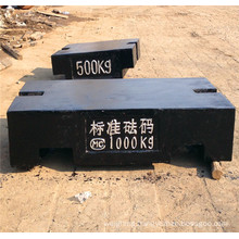 Kingtype Cast Iron Test Weights for truck scale