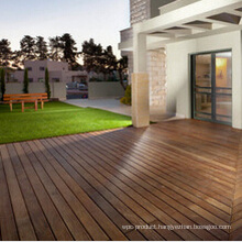 Solid Wood Cumaru Outdoor Flooring