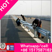 Cold Rolled Forming Galvanized Layer Waveform Guardrail