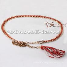 Cintura das mulheres da forma no plutônio com melhor projeto da borla de YIWU DISHA