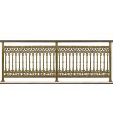 Roman Column Aluminum Balcony Fence