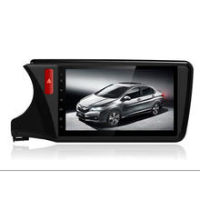 Yessun Android Car GPS pour 2015 Honda City (HD1067)