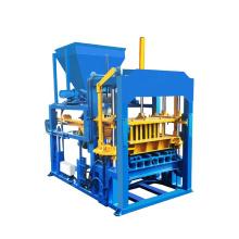 QT6-15 automatic concrete hollow block machine cement brick machine