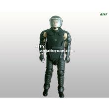 Schutzanzug der Polizeiausrüstung