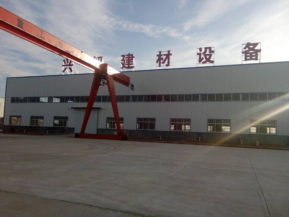 Edge Cutting Saw factory picture