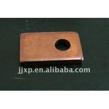 Conector de folha de metal personalizado
