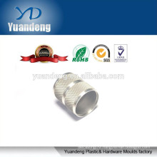 Stainless steel knurled bushing