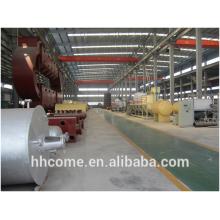 Óleo usado e óleo ácido Waste que faz a máquina do biodiesel / planta não-ácida do biodiesel