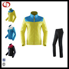 High Quality Women Windbreak Sport Suits Tracksuit