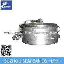 Aluminio Guillemin Acoplamientos Tapas con Cadena