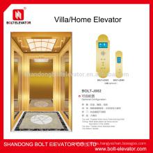 Elevadores de pasajeros Tipo de ascensor y ascensores Tipo ascensor de pasajeros