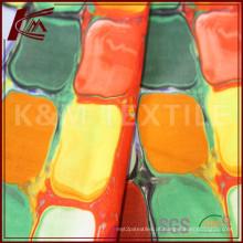 Habotai de seda tecido impresso tecido de seda