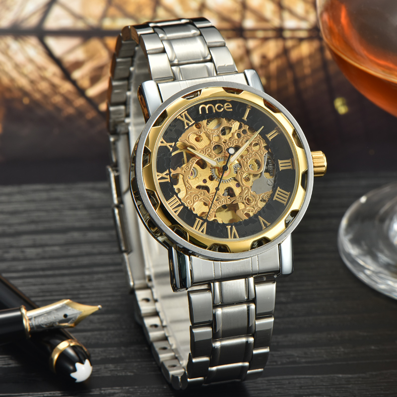 western automatic western automatic mechanical watch