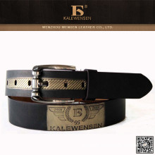 Nueva llegada ronda 2014 hombres moda cinturones de moda