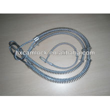 Cable de seguridad de acero / acero inoxidable
