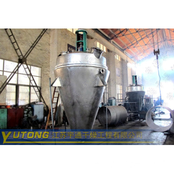 GMP Vaccum Ribbon Drying Machine