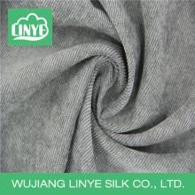 Veludo brilhante 21 tecido de veludo de estiramento wale para projetos de sofá, material de capa de colchão