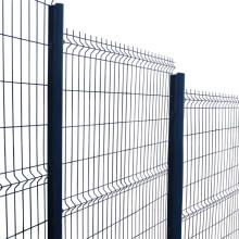 Grossiste clôture en treillis métallique de soudure de clôture 3d