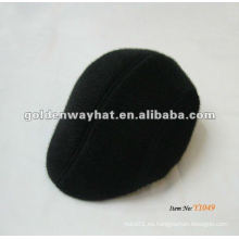 Sombrero de los hombres negros