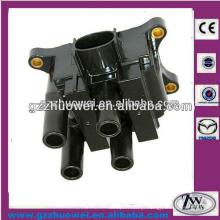 Mazda 2 para a bobina de ignição auto da bobina 12V 1E0518100B 1E031810XB