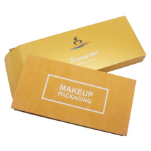 Cosmetic box packaging eyeshadow palette box