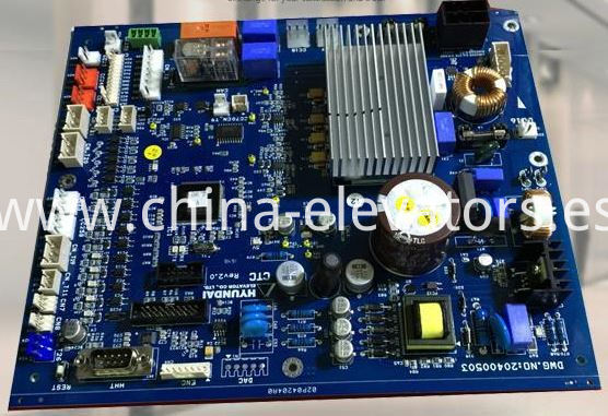 Door Operator Board CTC Ver 2.0 for Hyundai Elevator STVF9