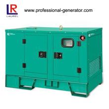 25kVA Silent Diesel Generator with Cummins Engine