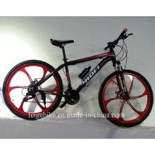Bicicleta caliente de la montaña de la rueda del magnesio del marco de la aleación de la venta 2015 (FP-MTB-A074)