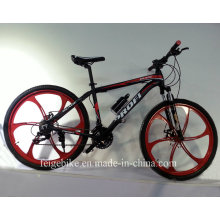 2015 Hot Sale Alloy Frame Mag Wheel Mountain Bicycle (FP-MTB-A074)