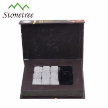Unique Customized Ice Cube Natural Lava Whiskey Stone Bar Accessories