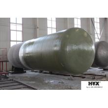 Águas Residuais Industriais e Tanques de Efluentes Feitos pela FRP