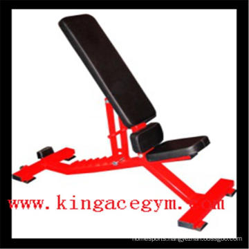 Ce Approved Commercial Adjustable Bench