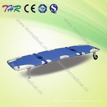 Model Aluminum Alloy Emergency Foldanay Stretcher