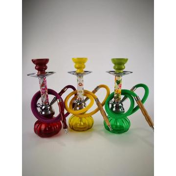 hookha shisha glass bottle customized logo