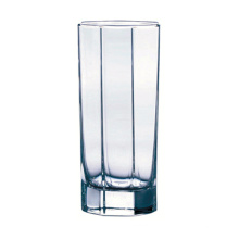 320ml Verre à boisseau carré Highball Glass Cup