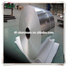 Folha de alumínio da casa de força extra (certificado SGS TUV FDA) em rolo jumbo