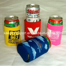 2016 New Design Fashionable Insulated Neoprene Can Holder, Can Cooler