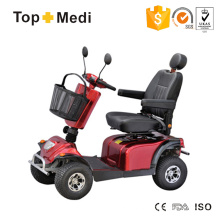 2016 Hot Selling off Road Handicapped Electric Mobility Scooter with Plywood Basket
