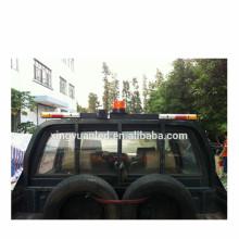 Barras de luz conduzidas de alta qualidade do sinal da barra clara de mineração do carro 4x4 offroad