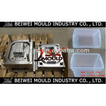 Molde de plástico caja de embalaje / molde