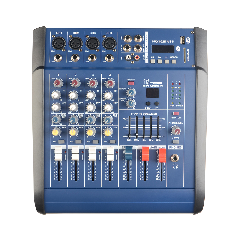 mixing console digital