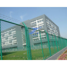 Expanded Wire Mesh Fence for Factory
