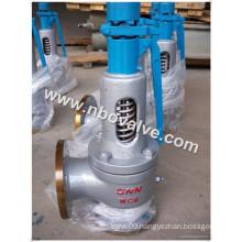 Steam Boiler Pressure Relief Safety Valve (A48Y)