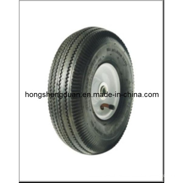 Rubber Wheel (350-4)