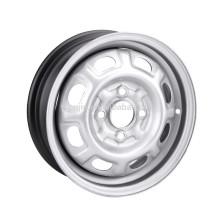silver steel wheel rims in size 1345