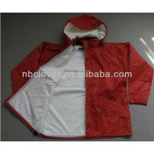 Chaqueta de lluvia / chaqueta de lluvia al por mayor / festival impermeables