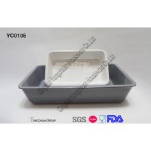Ensemble de vaisselle en céramique pour gros